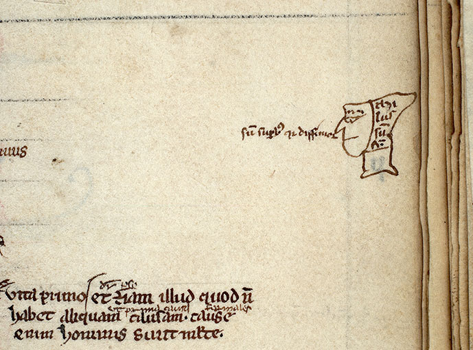 Paris, Bibl. Mazarine, ms. 3466, f. 045