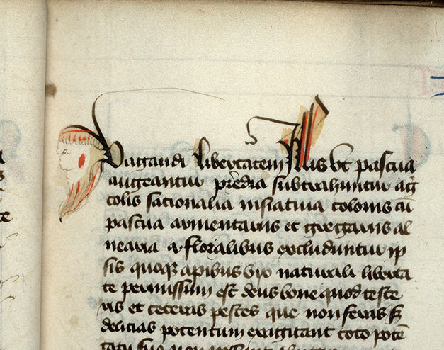 Paris, Bibl. Mazarine, ms. 3474, f. 007