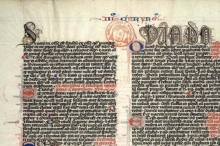 Paris, Bibl. Mazarine, ms. 3599, f. 093v