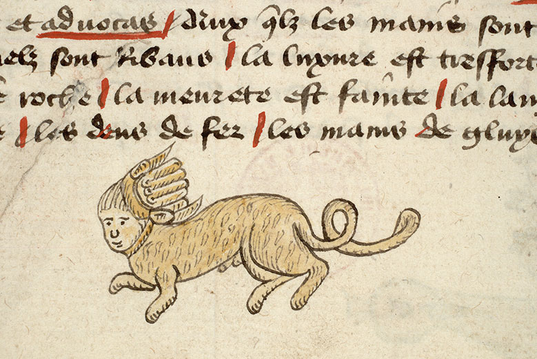 Paris, Bibl. Mazarine, ms. 3880, f. 040
