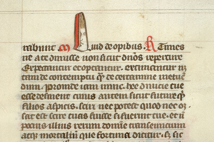 Paris, Bibl. Mazarine, ms. 3882, f. 115