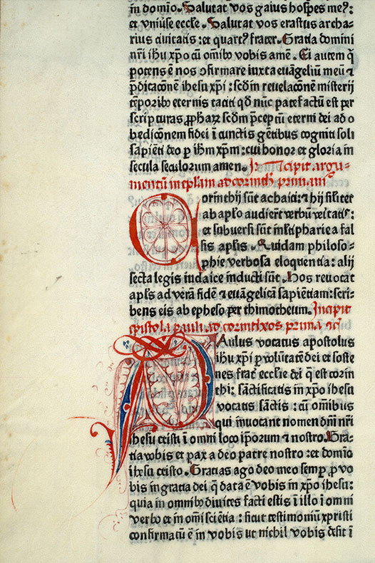 Paris, Bibl. Mazarine, inc. 0007, f. 447v