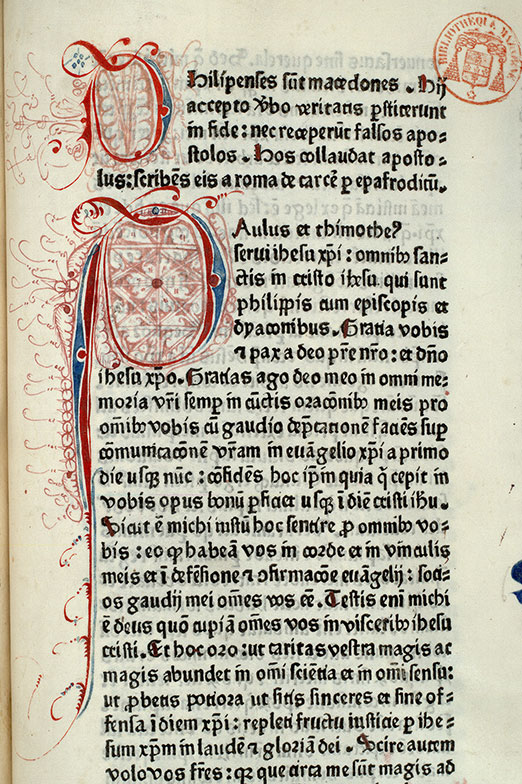 Paris, Bibl. Mazarine, inc. 0007, f. 459