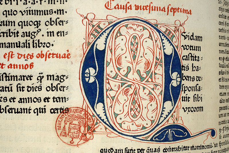 Paris, Bibl. Mazarine, inc. 0047, f. 336v