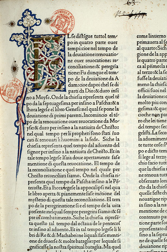 Paris, Bibl. Mazarine, inc. 0110, f. 002