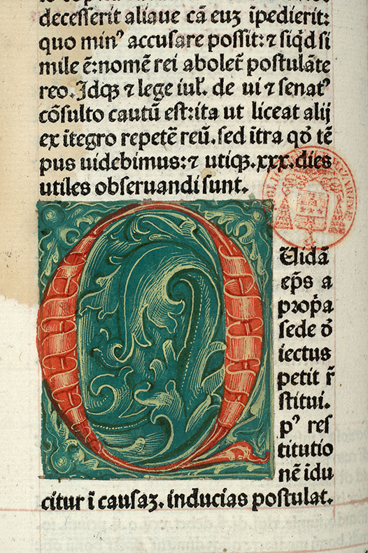 Paris, Bibl. Mazarine, inc. 0159, f. 142v