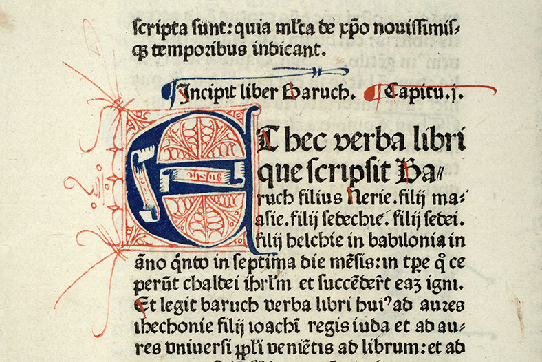 Paris, Bibl. Mazarine, inc. 0191, f. 303v
