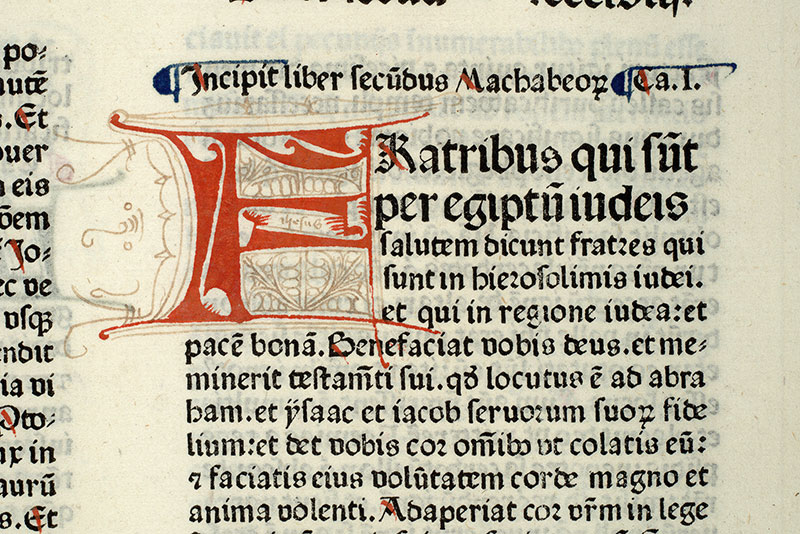 Paris, Bibl. Mazarine, inc. 0191, f. 358