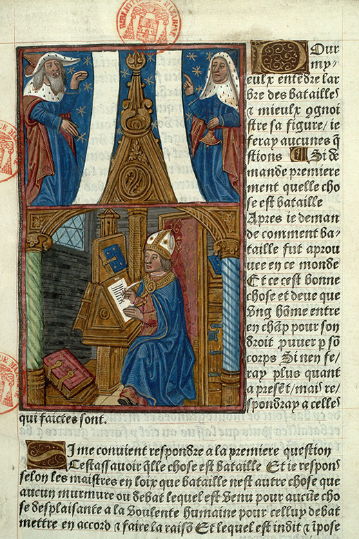 Paris, Bibl. Mazarine, inc. 0713, f. 008