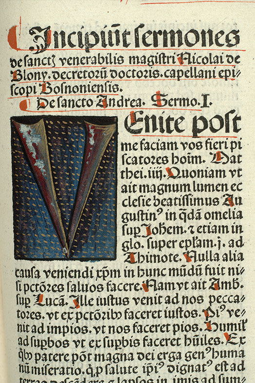 Paris, Bibl. Mazarine, inc. 0984, f. 389