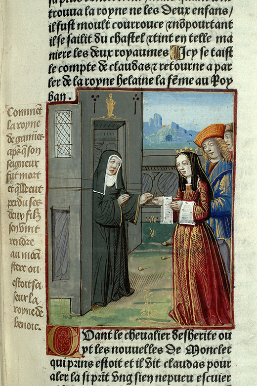 Paris, Bibl. Mazarine, inc. 1286, f. 008