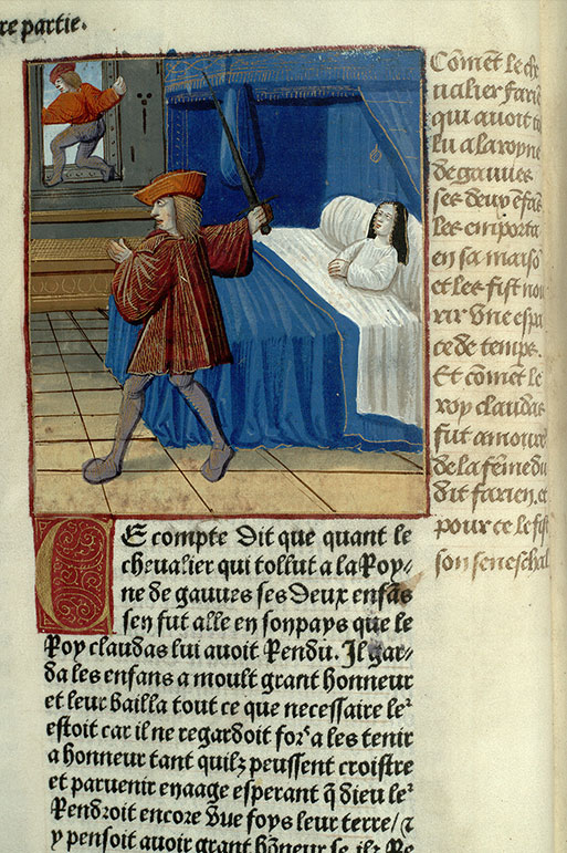 Paris, Bibl. Mazarine, inc. 1286, f. 009v