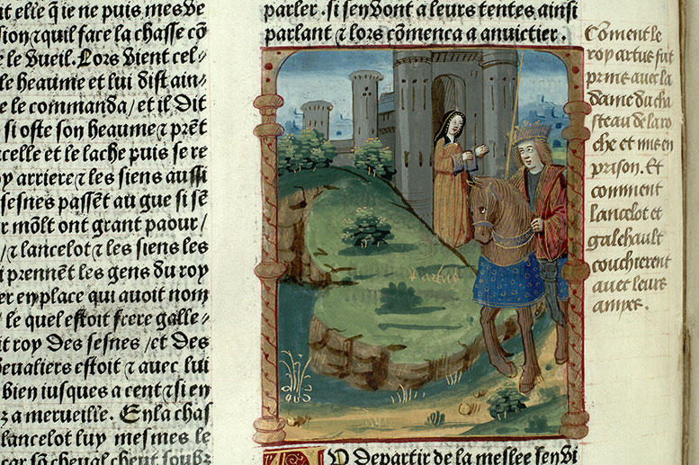 Paris, Bibl. Mazarine, inc. 1286, f. 156v