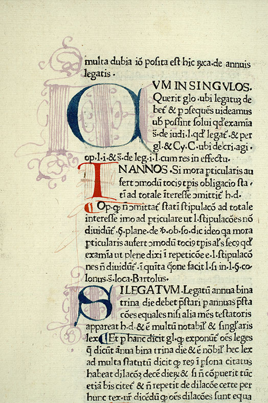 Paris, Bibl. Mazarine, inc. 1325, f. 103v