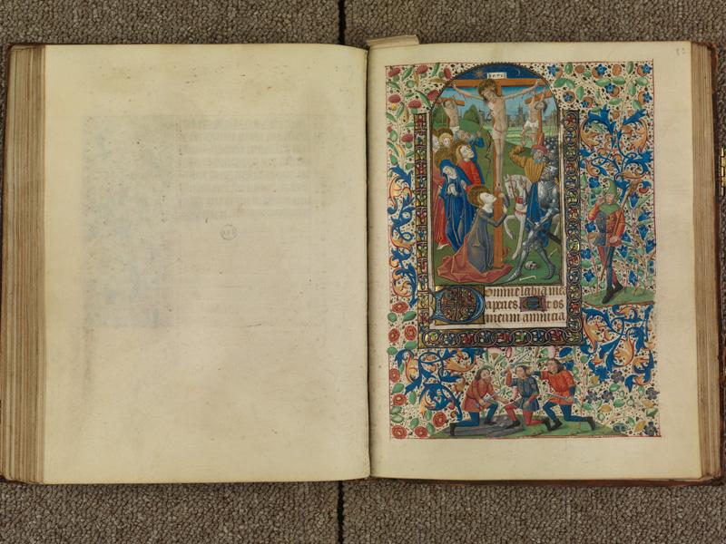 PARIS, Bibliothèque de l'Ecole des Beaux-Arts, Ms. 0482, f. 082v - 083