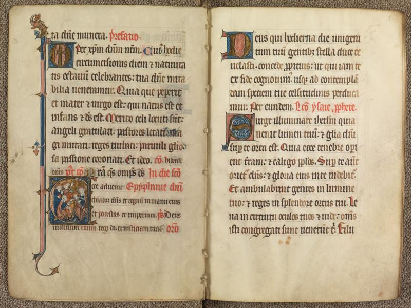 PARIS, Bibliothèque de l'Ecole des Beaux-Arts, Ms. 0625, f. 007v - 008