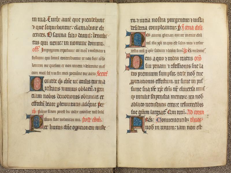 PARIS, Bibliothèque de l'Ecole des Beaux-Arts, Ms. 0625, f. 013v - 014