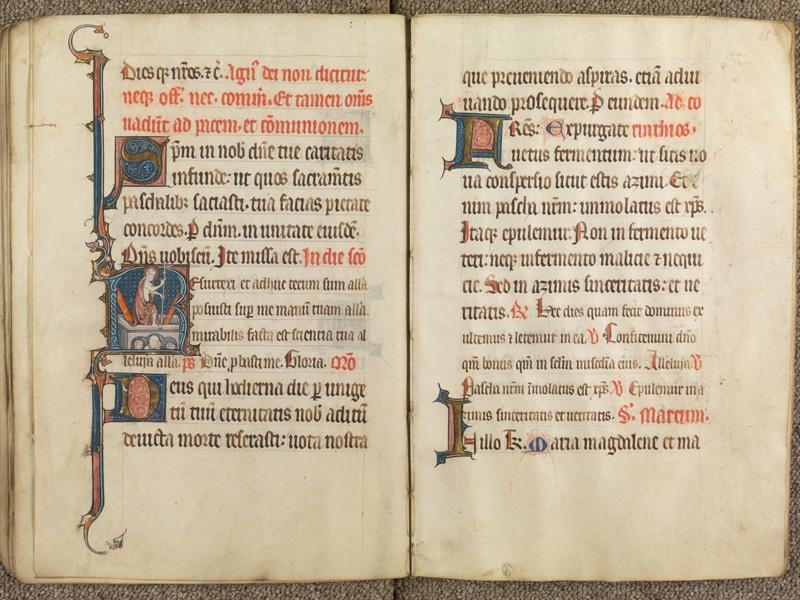 PARIS, Bibliothèque de l'Ecole des Beaux-Arts, Ms. 0625, f. 025v - 026