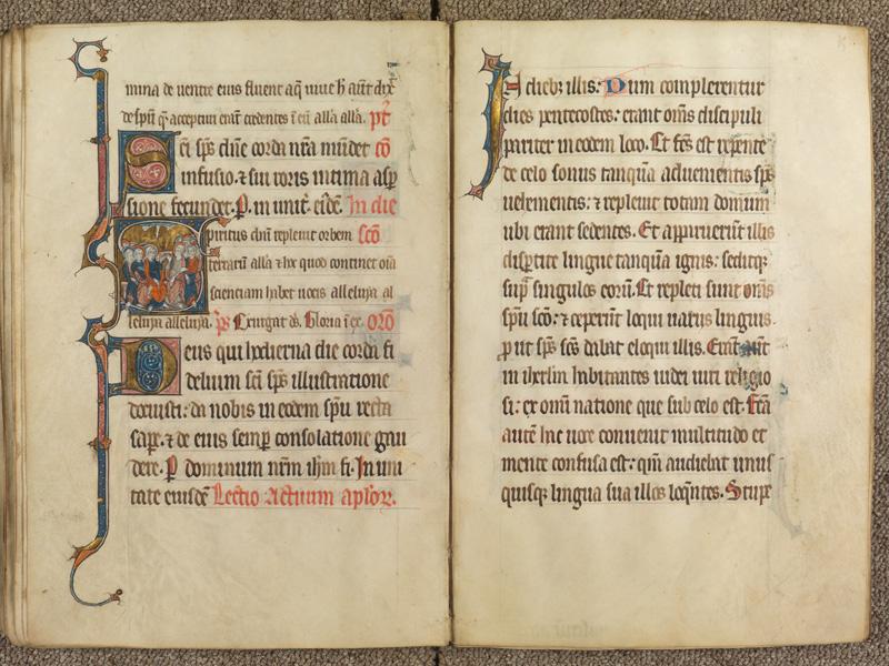 PARIS, Bibliothèque de l'Ecole des Beaux-Arts, Ms. 0625, f. 034v - 035