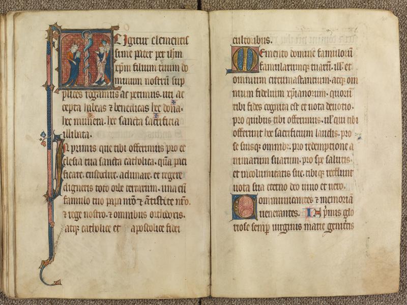 PARIS, Bibliothèque de l'Ecole des Beaux-Arts, Ms. 0625, f. 039v - 040