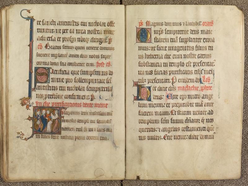 PARIS, Bibliothèque de l'Ecole des Beaux-Arts, Ms. 0625, f. 049v - 050