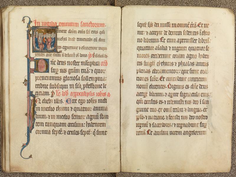 PARIS, Bibliothèque de l'Ecole des Beaux-Arts, Ms. 0625, f. 063v - 064