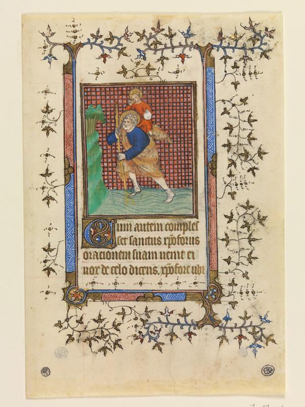PARIS, Bibliothèque de l'Ecole des Beaux-Arts, Mn.Mas 0060, vue 1