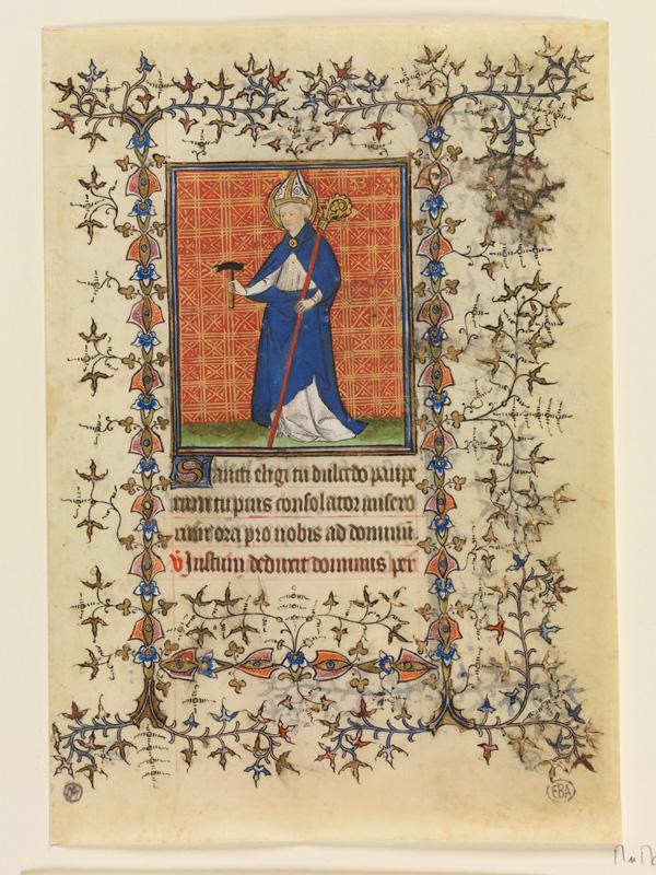 PARIS, Bibliothèque de l'Ecole des Beaux-Arts, Mn.Mas 0065, vue 1