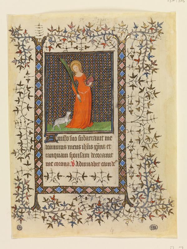 PARIS, Bibliothèque de l'Ecole des Beaux-Arts, Mn.Mas 0070, vue 1