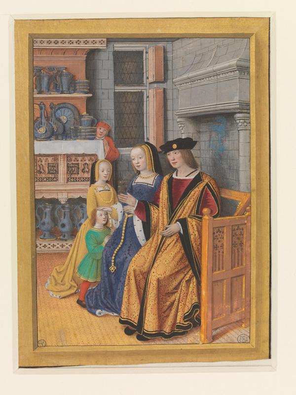 PARIS, Bibliothèque de l'Ecole des Beaux-Arts, Mn.Mas 0093, vue 1