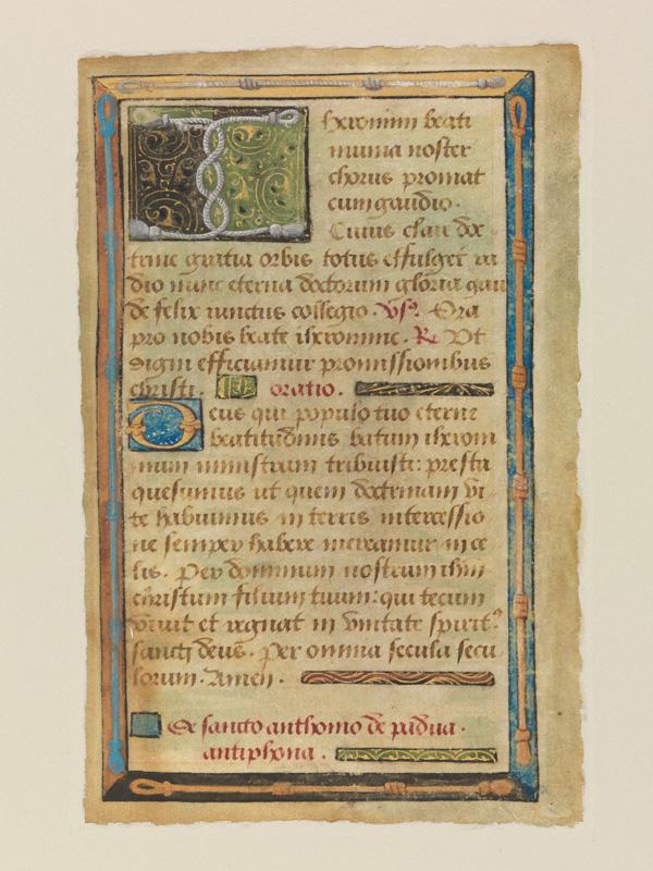 PARIS, Bibliothèque de l'Ecole des Beaux-Arts, Mn.Mas 0094, vue 2