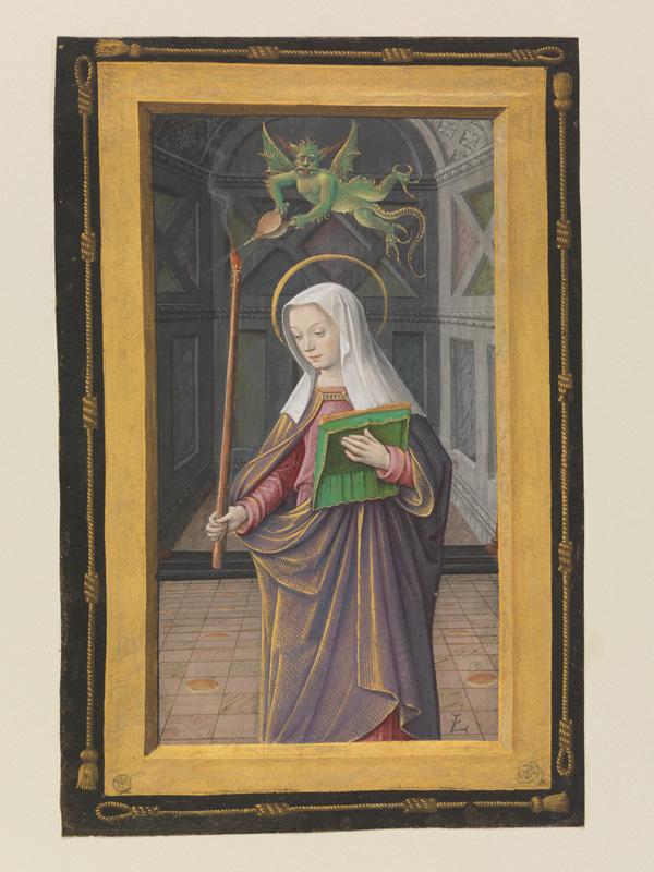 PARIS, Bibliothèque de l'Ecole des Beaux-Arts, Mn.Mas 0095, vue 1