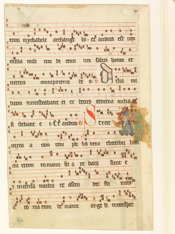 PARIS, Bibliothèque de l'Ecole des Beaux-Arts, Mn.Mas 0120, vue 2