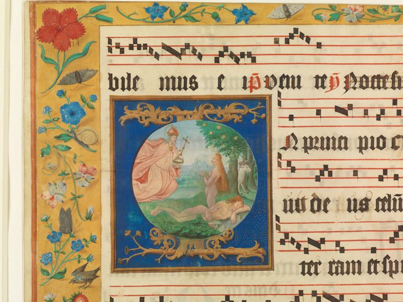 PARIS, Bibliothèque de l'Ecole des Beaux-Arts, Mn.Mas 0124, vue 3