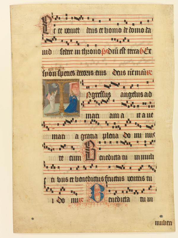 PARIS, Bibliothèque de l'Ecole des Beaux-Arts, Mn.Mas 0126, vue 1