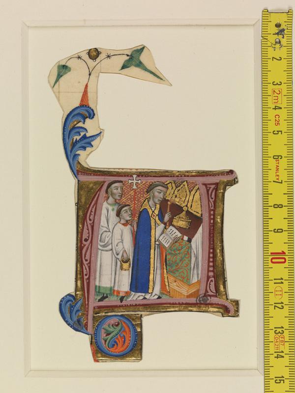 PARIS, Bibliothèque de l'Ecole des Beaux-Arts, Mn.Mas 0140, vue 1