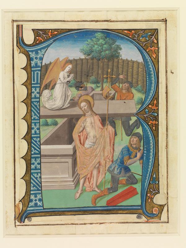 PARIS, Bibliothèque de l'Ecole des Beaux-Arts, Mn.Mas 0142, vue 1