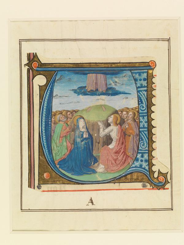 PARIS, Bibliothèque de l'Ecole des Beaux-Arts, Mn.Mas 0143, vue 1