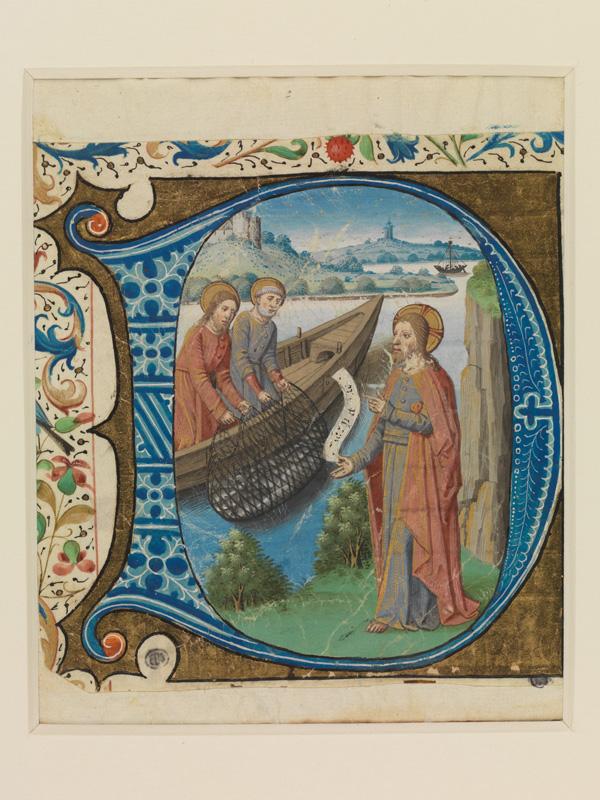 PARIS, Bibliothèque de l'Ecole des Beaux-Arts, Mn.Mas 0149, vue 1