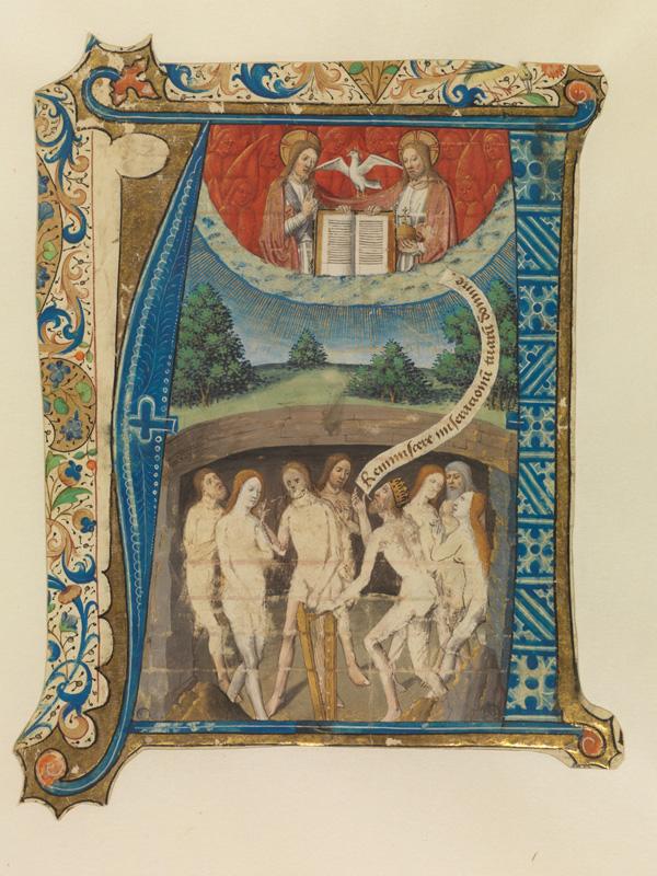 PARIS, Bibliothèque de l'Ecole des Beaux-Arts, Mn.Mas 0163, vue 1