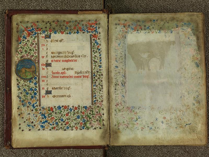 PARIS, Bibliothèque de l'Ecole des Beaux-Arts, Ms.Mas 0004, f. 007v - 008