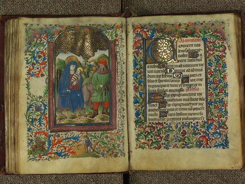 PARIS, Bibliothèque de l'Ecole des Beaux-Arts, Ms.Mas 0004, f. 056v - 057