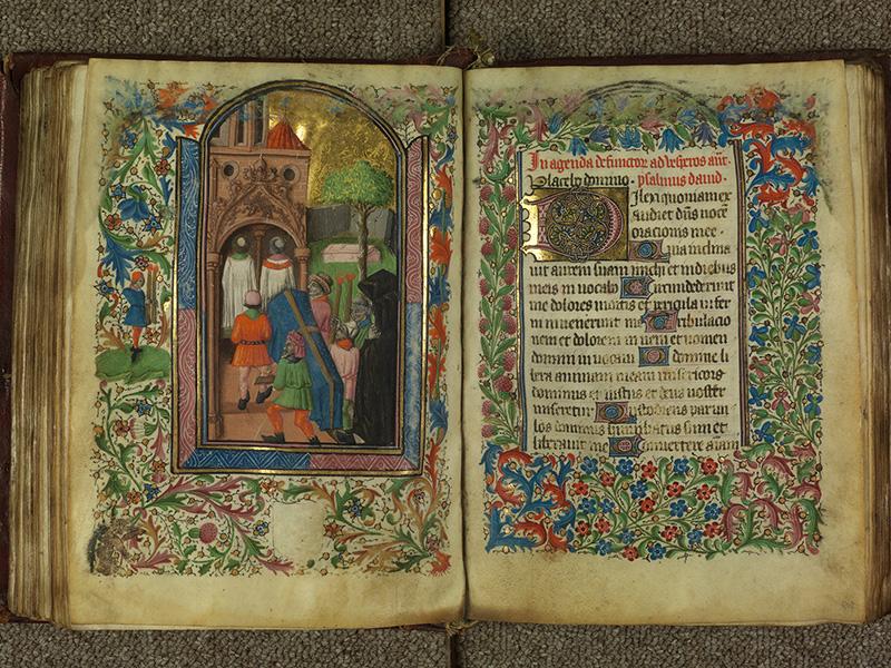 PARIS, Bibliothèque de l'Ecole des Beaux-Arts, Ms.Mas 0004, f. 083v - 084
