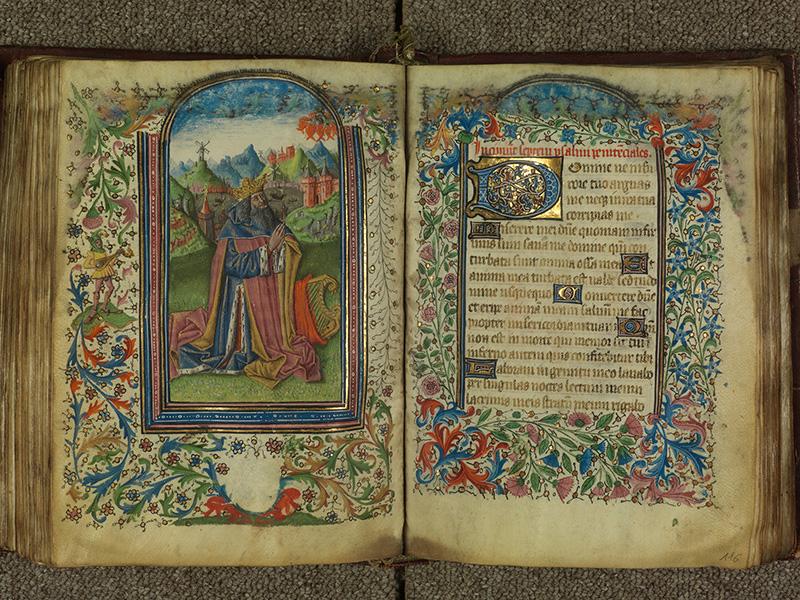 PARIS, Bibliothèque de l'Ecole des Beaux-Arts, Ms.Mas 0004, f. 115v - 116