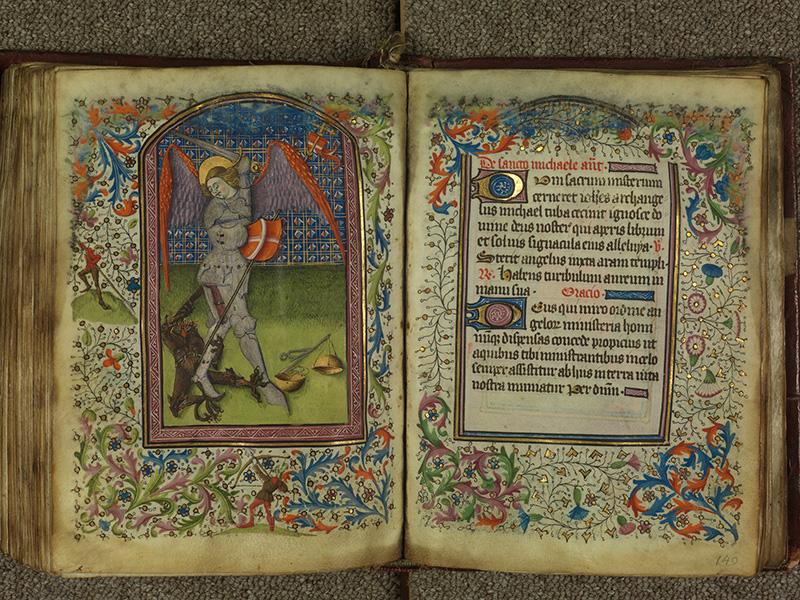 PARIS, Bibliothèque de l'Ecole des Beaux-Arts, Ms.Mas 0004, f. 139v - 140