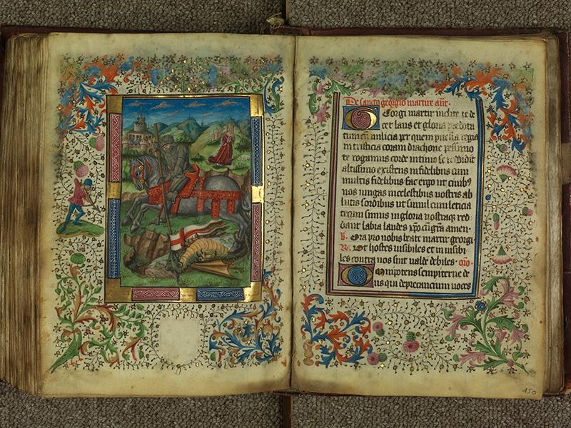 PARIS, Bibliothèque de l'Ecole des Beaux-Arts, Ms.Mas 0004, f. 149v - 150