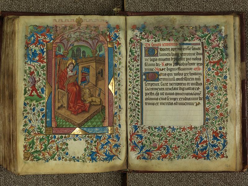 PARIS, Bibliothèque de l'Ecole des Beaux-Arts, Ms.Mas 0004, f. 159v - 160