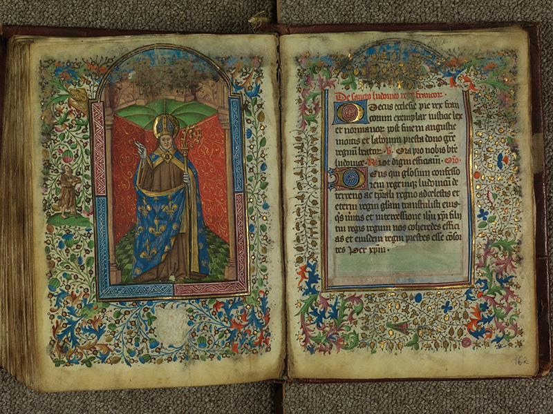 PARIS, Bibliothèque de l'Ecole des Beaux-Arts, Ms.Mas 0004, f. 161v - 162
