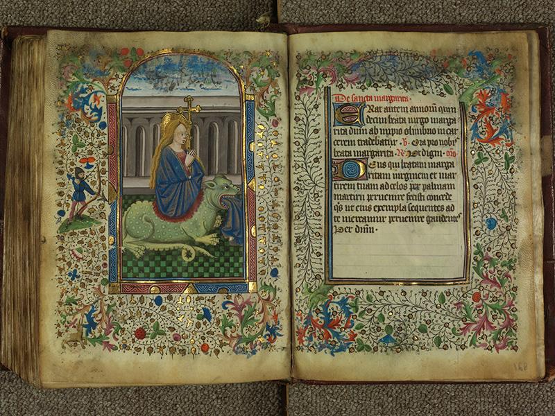 PARIS, Bibliothèque de l'Ecole des Beaux-Arts, Ms.Mas 0004, f. 167v - 168