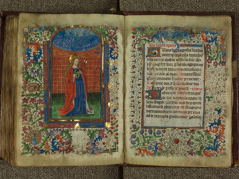 PARIS, Bibliothèque de l'Ecole des Beaux-Arts, Ms.Mas 0004, f. 170v - 171